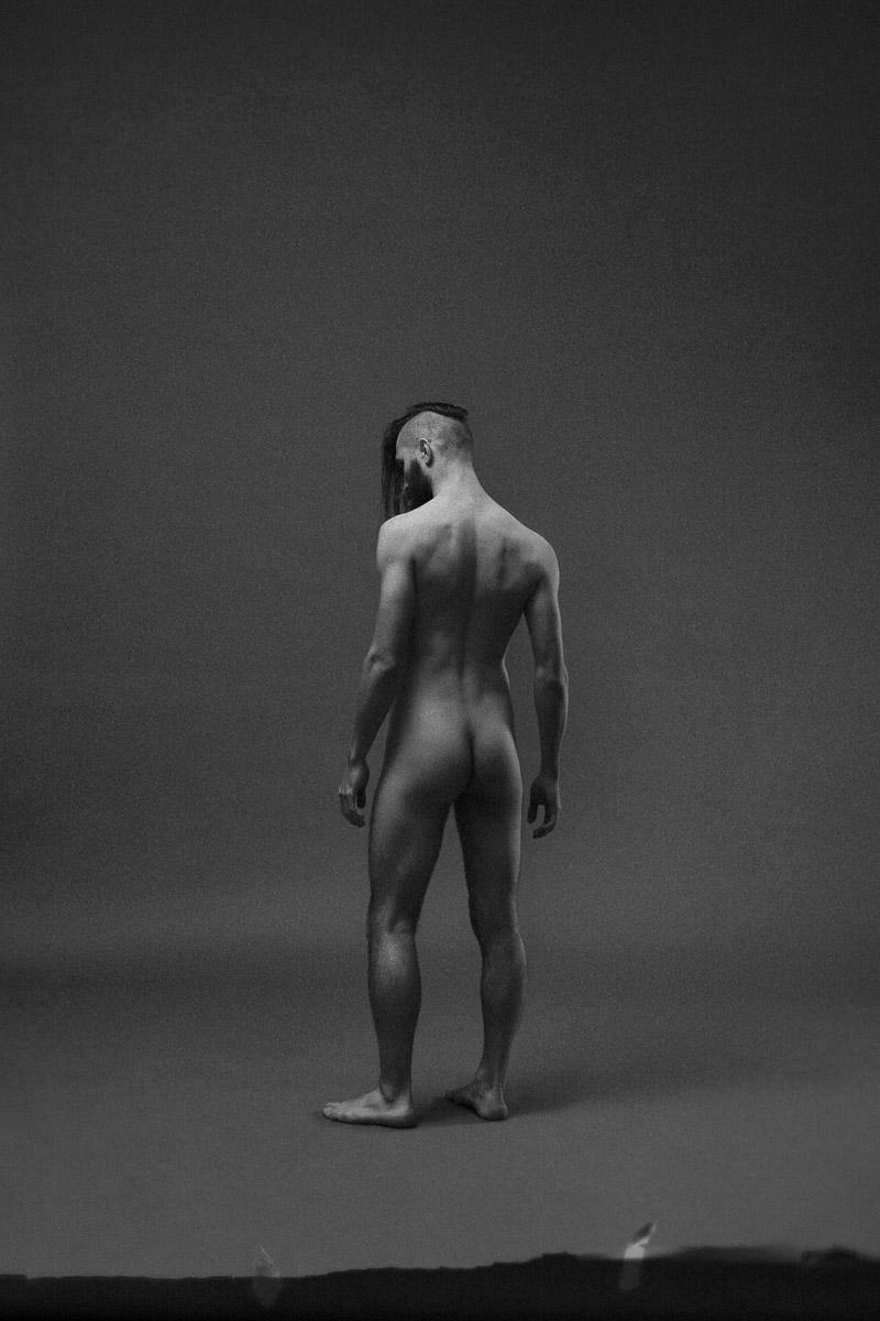 Nude Studies - K