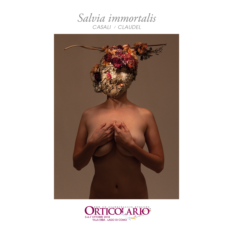 Orticolario - Salvia Immortalis - Casali -Claudel