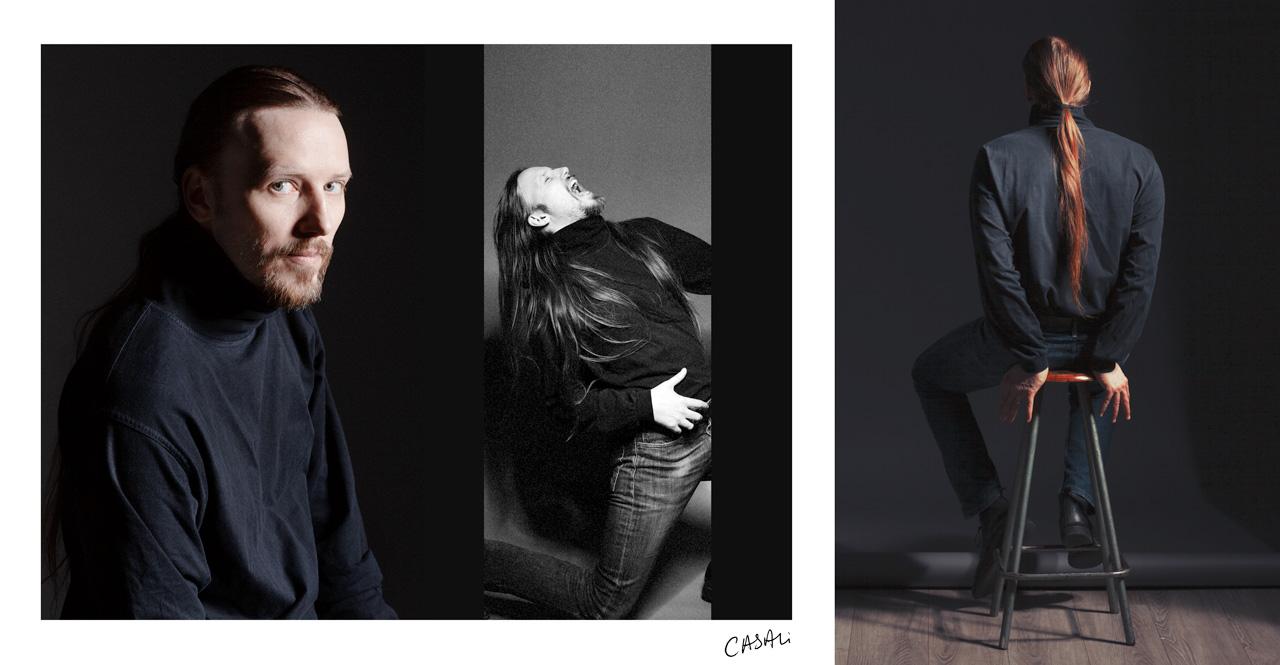 Casali - Portrait - Mon petit col roulé - Thomas