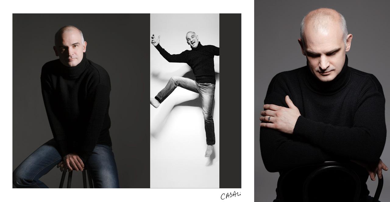 Casali - Portrait - Mon petit col roulé - Xavier